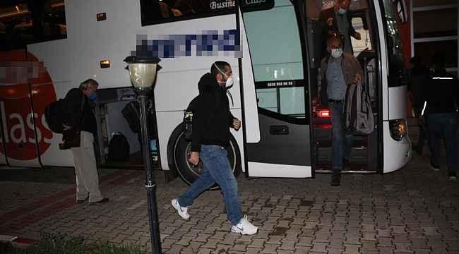 Cezayir'den gelen bin 200 Türk vatandaşlar Tokat'ta karantinaya alındı