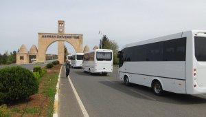 Cezayir'den tahliye edilen 191 kişi Şanlıurfa'ya getirildi