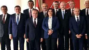 CHP'li 11 büyükşehir belediye başkanı, koronavirüse karşı hükümete 6 maddelik çağrı yaptı