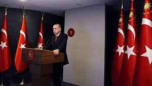 Cumhurbaşkanı Erdoğan, Başakşehir Şehir Hastanesi'nin açılış töreninde konuştu