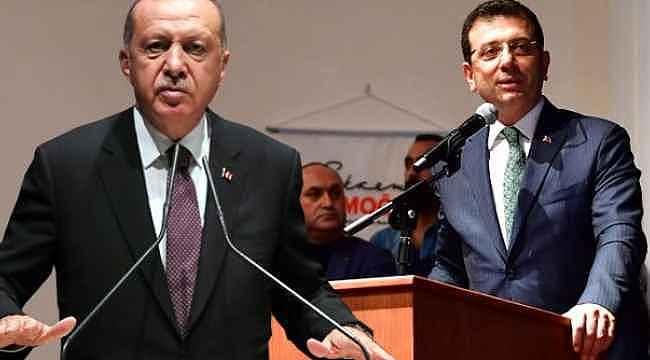 Cumhurbaşkanı Erdoğan'dan İmamoğlu'nun kampanyasına tepki: