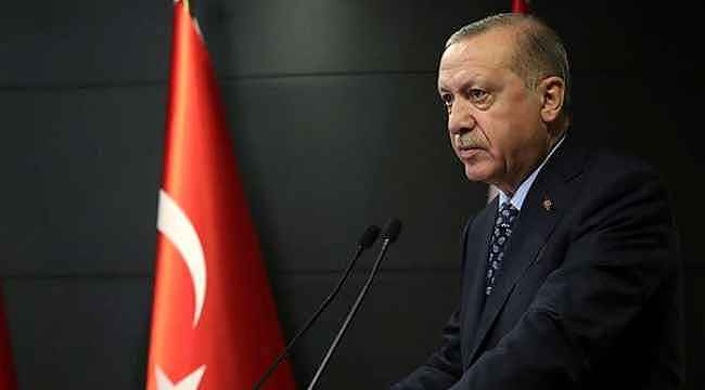Cumhurbaşkanı Erdoğan kabine toplantısı sonrası kamera karşısına geçecek