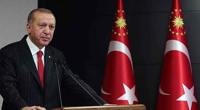 Cumhurbaşkanı Erdoğan koronavirüsle ilgili yeni tedbirleri açıkladı: Parayla maske satışı kesinlikle yasaktır