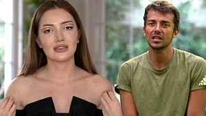 Danla Bilic, Cemal Can'ın eğlenceli anlarını paylaştı