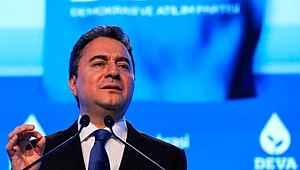 DEVA Partisi lideri Ali Babacan'ın A takımı belli oldu, sürpriz bir isim dikkat çekti