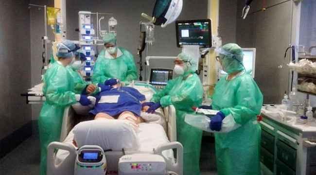 Dünya genelinde koronavirüsten ölenlerin sayısı hızla artmaya devam ediyor!