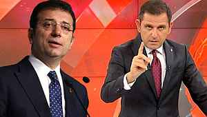 Ekrem İmamoğlu'dan Cumhurbaşkanı Erdoğan'ın suç duyusunda bulunduğu Fatih Portakal'a destek