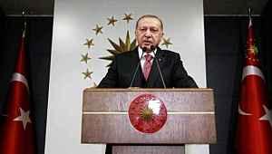 Erdoğan'dan infaz kanununa ilişkin ilk yorum,