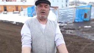 Erzurumlu yaşlı amcanın koronavirüs isyanı