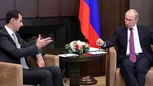 Esed'ın Suriye'de çözüme yanaşmaması, Rusya ile Suriye arasında gerginliğe neden oldu