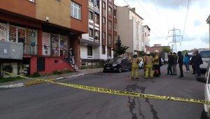 Eyüpsultan'da bir dairede patlama