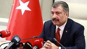Fahrettin Koca'dan sağlık çalışanları için milletvekillerine çağrı yaptı