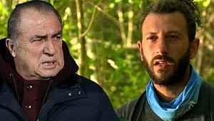 Fatih Terim, Survivor yarışmacısı Ardahan'a selam gönderdi