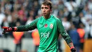 Fernando Muslera Galatasaray'la sözleşmesini uzatıyor