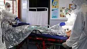 Fransa'da koronavirüs nedeniyle ölenlerin sayısı 3 bin 523'e yükseldi
