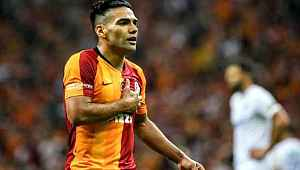 Galatasaray, Radamel Falcao ile yola devam edecek