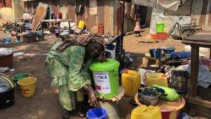 Gine'nin COVID-19 ile mücadelesine TİKA'dan destek