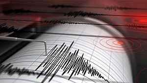 Hatay'da 4.7 büyüklüğünde korkutan deprem