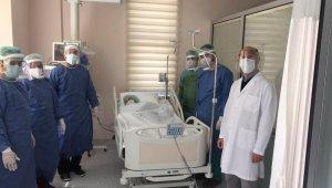 Huzurevinde kalan 94 yaşındaki iki kadın korona virüsü yendi