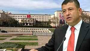 İçişleri Bakanlığı'ndan CHP'li Veli Ağbaba'nın