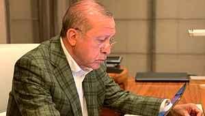 İletişim Başkanlığı'ndan gece yarısı Erdoğan paylaşımı: 'Ömrünüze bereket'