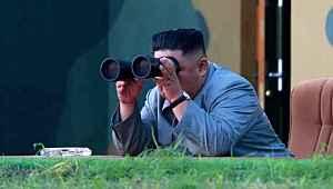 İngilizler, uydu fotoğraflarını servis etti... Cenaze töreni provası mı yapılıyor?