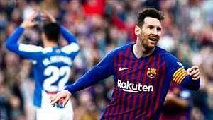 Inter, Lionel Messi'yi transfer etmek için girişimlerde bulunuyor