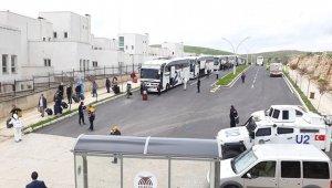 Irak'tan gelen 200 kişi Mardin'de karantinaya alındı