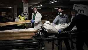 İspanya'da can kaybı 19 bini aştı