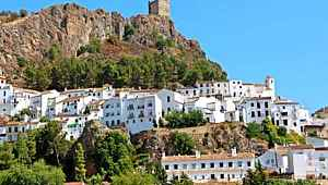 İspanya'da korona vakası görülmeyen tek yer: Zahara de la Sierra