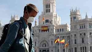 İspanya'da salgından ölenlerin sayısı 10 bine yaklaştı