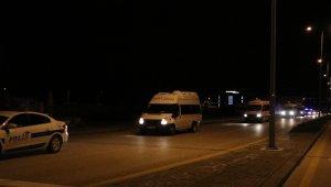 İsrail'den ve Filistin'den getirilen 38 Türk vatandaşı Gölbaşı'nda karantinaya alındı