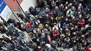 İşsiz sayısı 306 bin kişi azalarak 4 milyon 362 bin kişi oldu