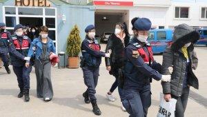 İstanbul ve Kırklareli'de fuhuş operasyonu: 4 ülkeden 7 kadın korumaya alındı