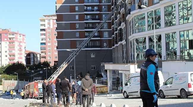 İstanbul'da doğal gaz patlamasında 7 vatandaş yaralandı