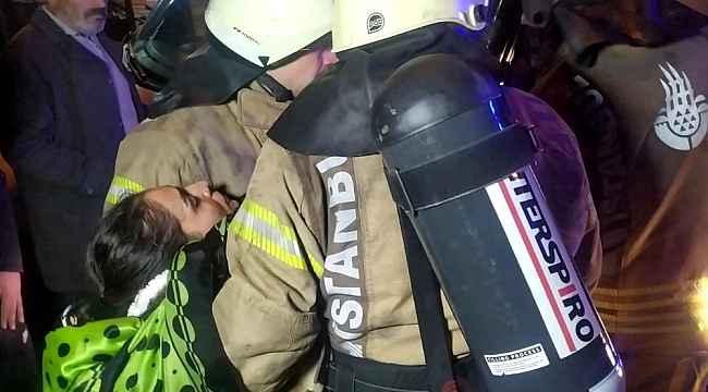 İstanbul'da doğalgaz patlaması: 4 yaralı