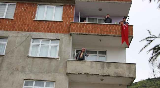 İstanbul'da karantinaya alınan şahıs pozitif olduğunu bilmeden Rize'ye gelmiş