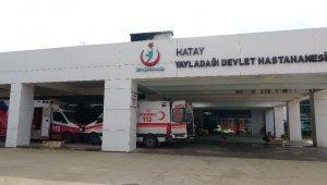 Kaçak göçmen taşıyan araç takla attı: 7 yaralı