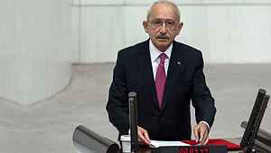 Kılıçdaroğlu, özel oturumda TBMM kürsüsünden 16 maddelik çağrıda bulundu