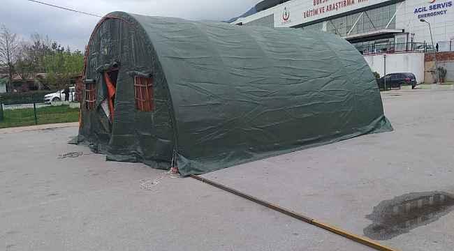 Korona virüs hastaneye girmeden teşhis edilecek - Bursa Habeleri