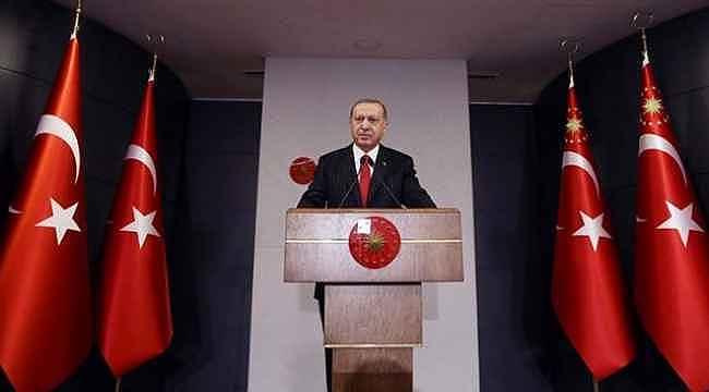 Koronavirüsle mücadele sürerken Cumhurbaşkanı Erdoğan'dan vatandaşlara mektup
