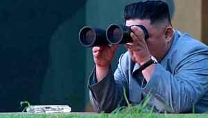 Kuzey Kore lideri Kim'in füze denemesinde yaralandığı iddia edildi