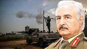 Libya'dan Hafter'i destekleyen ülkelere tehdit