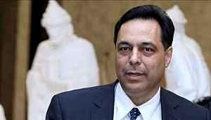 Lübnan Başbakanı Diab'dan İsrail'e tepki
