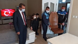 Makam koltuğu 8 yaşındaki İrem'in ayağına gitti - Bursa Haberleri