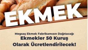 Malatya Büyükşehir Belediyesi ekmeği 50 kuruşa düşürdü