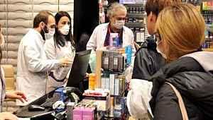 Marketlerde ve eczanelerde parayla maske satılmayacak