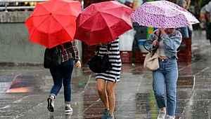 Meteoroloji'den tüm bölgeler için sağanak yağış uyarısı