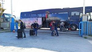 Moritanya ve Senegal'den gelen Türk vatandaşları Düzce'de karantinaya alındı