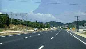 Mudanya yolunda asfalt çalışması - Bursa Haberleri